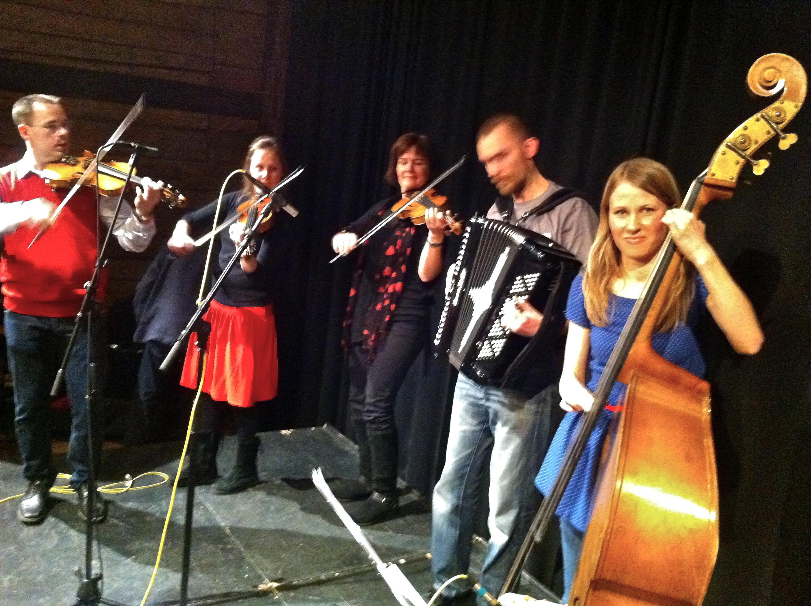 Ad Hoc Orkestern