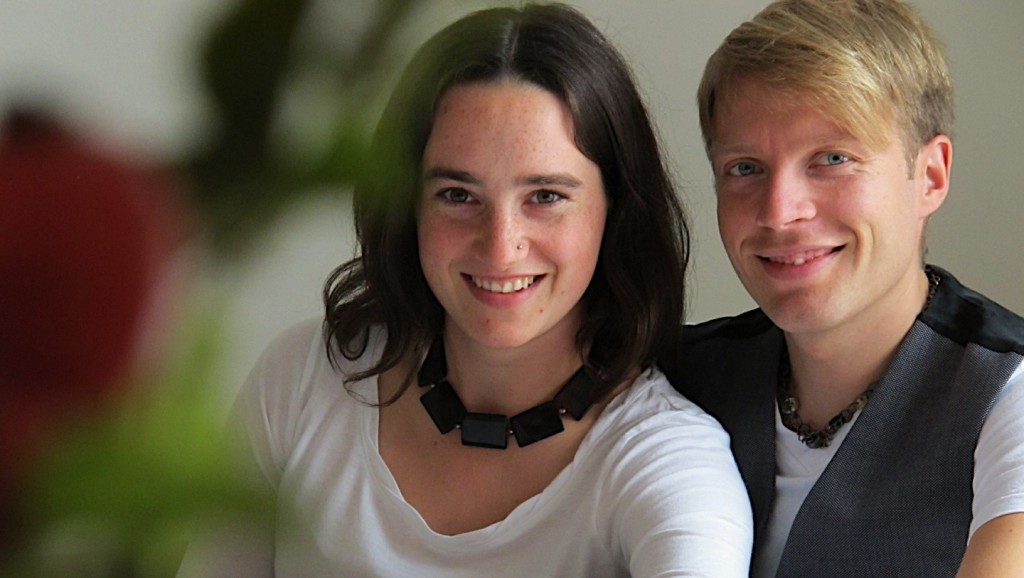 Emma Reid och Daniel Reid
