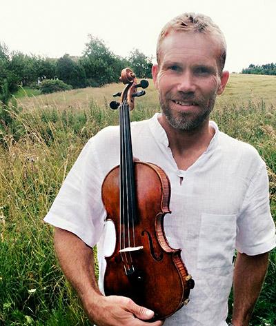 Riksspelman Olof Ericsson