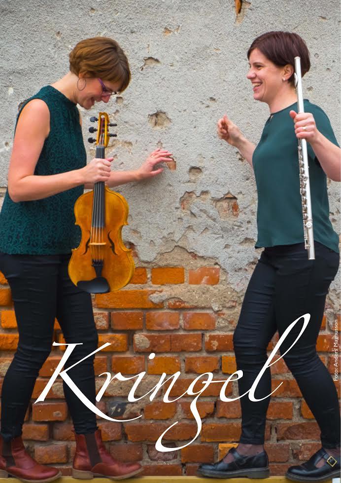 Kringel är; Ingrid Ekman och Karin Nordberg