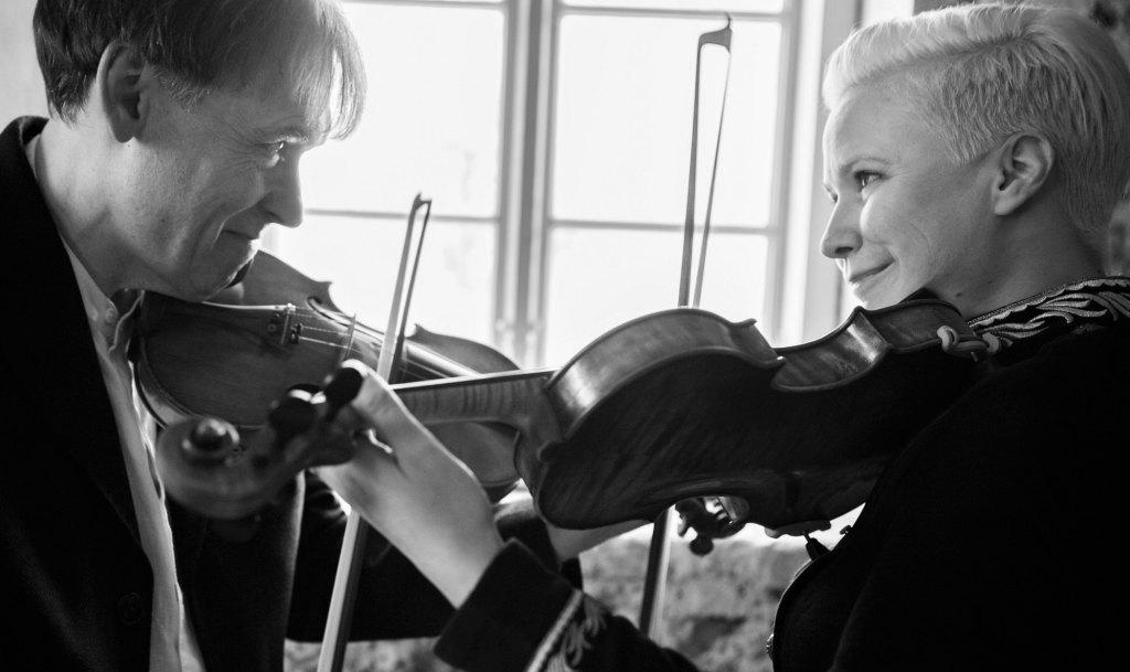 Jenny Gustafsson & Hans Kennemark_Folkmusik