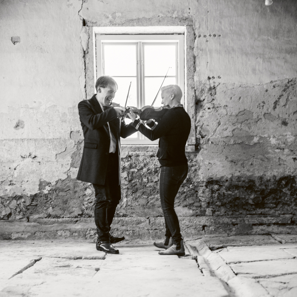 Jenny Gustafsson & Hans Kennemark