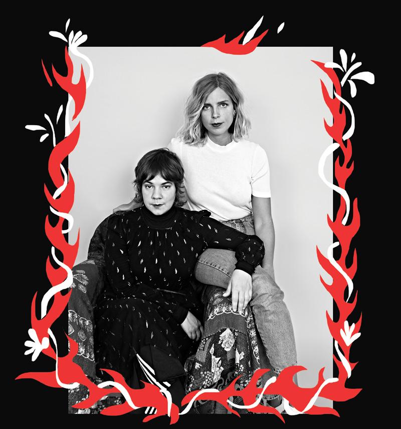 Sara & Samantha - Matriarkerna